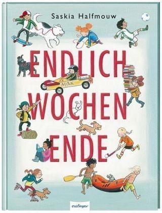 Thienemann-Esslinger Verlag Halfmouw, Endlich Wochenende! Spielzeug