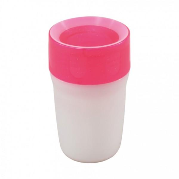 Mino Litecup 220ml Pink Glitzer Spielzeug