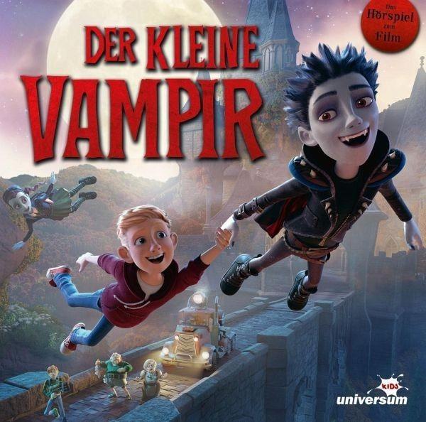 BUSCH CD Kleiner Vampir Kinofilm Spielzeug