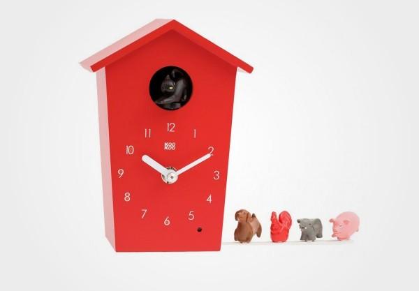 KooKoo AnimalHouse rot Spielzeug
