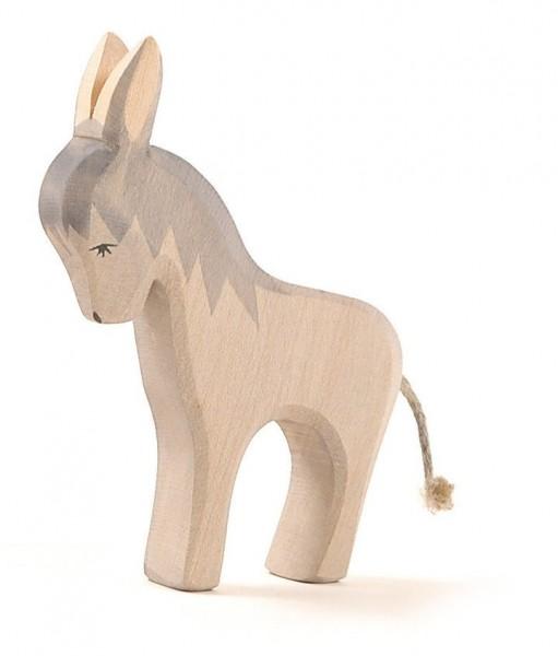 Ostheimer Figur Esel stehend Spielzeug