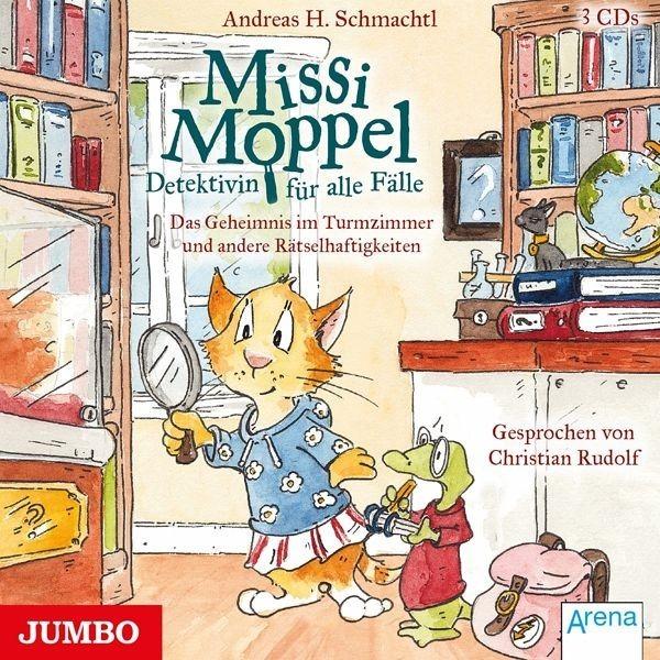 Jumbo Verlag Missi Moppel Detektivin für alle Fälle Band 1 Spielzeug