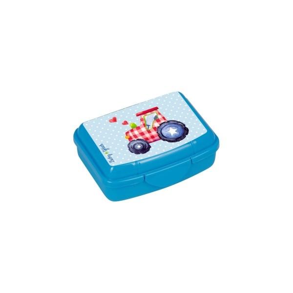 Die Spiegelburg Mini-Snackbox Traktor BabyGlück Spielzeug