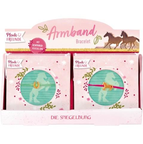 Die Spiegelburg Armband trend Pferdefreunde Spielzeug