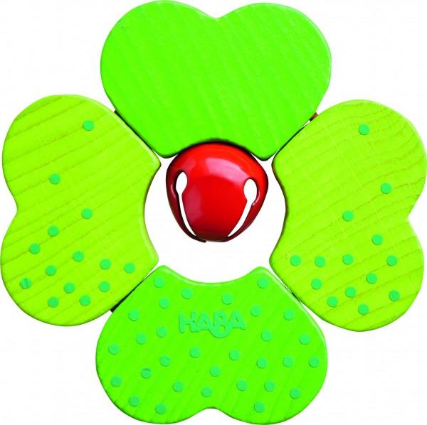 Haba Greifling Kleeblatt Spielzeug