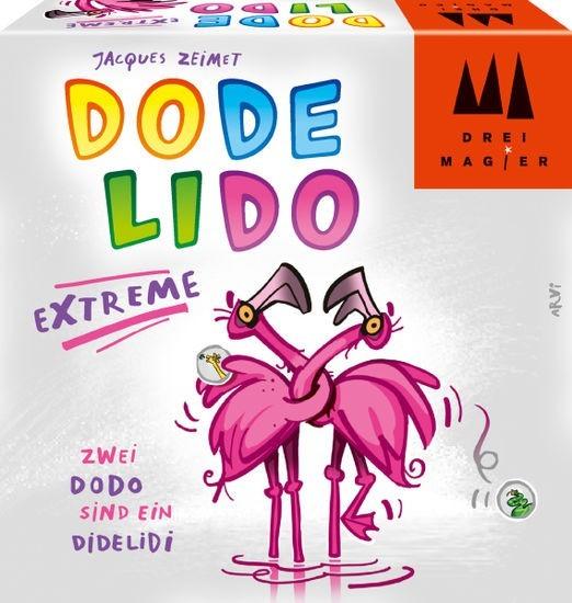 Schmidt Spiele Dodelido Extreme - NEU Spielzeug