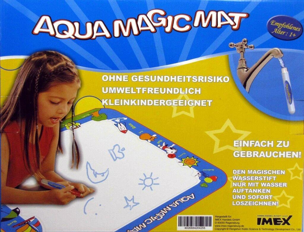 Aqua Magic Matte