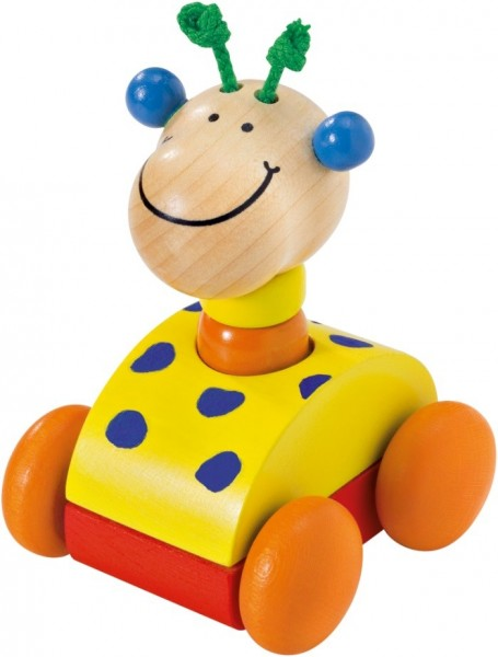 Schmidt Spiele Zoolini Giraffe, 7 cm Spielzeug
