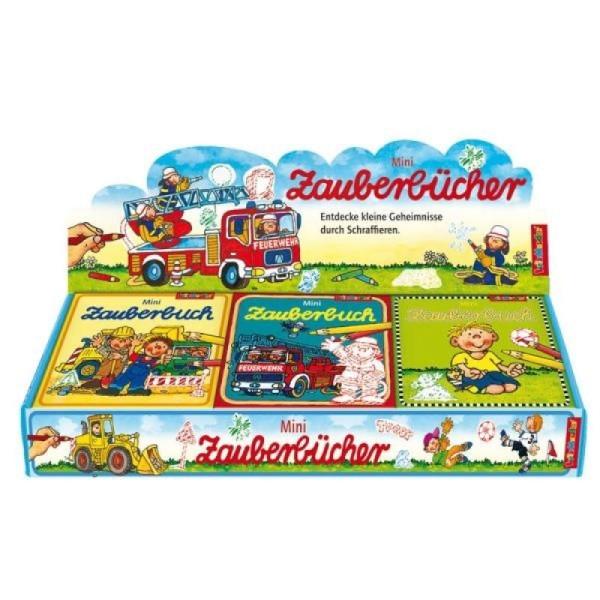 Mauder Lutz Verlag Mini-Zauberbuch Spielzeug