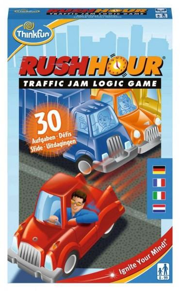 Ravensburger Spiele Mitbringspiel Rush Hour Spielzeug