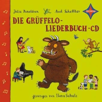 Beltz Grüffelo Liederbuch CD Spielzeug