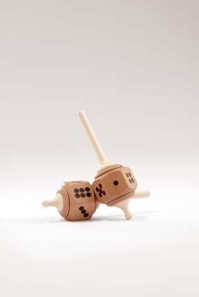 Mader Würfelkreisel Spielzeug