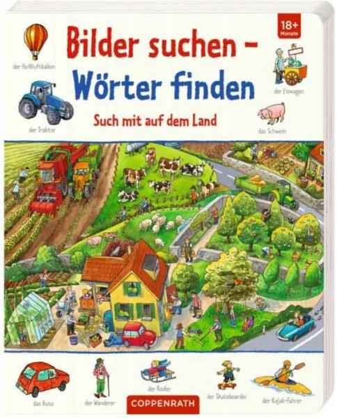 Die Spiegelburg Bilder suchen - Wörter finden Spielzeug