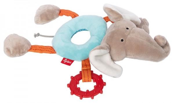Sigikid Ringgreifling Elefant Spielzeug