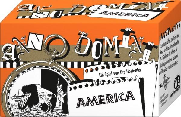 Abacusspiele Anno Domini Amerika Spielzeug