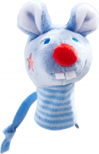 Haba Fingerpuppe Maus Mara Spielzeug