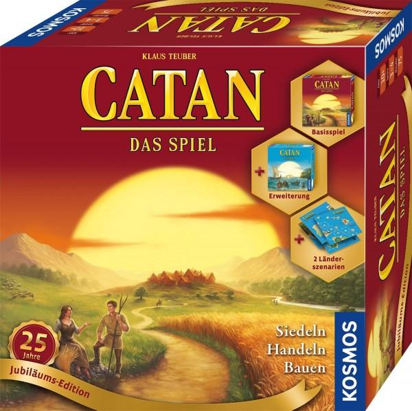 Kosmos CATAN - Jubiläums-Edition 2020 Spielzeug