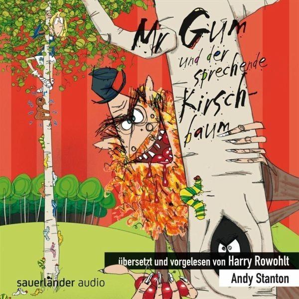 HGV Mr Gum und der sprechende Kirschbaum Spielzeug