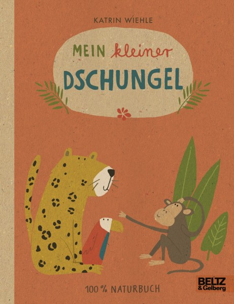 Beltz Naturbuch Mein kleiner Dschungel Spielzeug