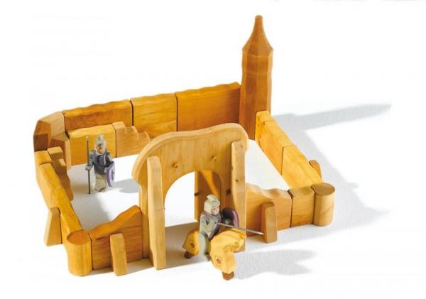 Ostheimer Burg Grundsortiment 24 Teile Spielzeug