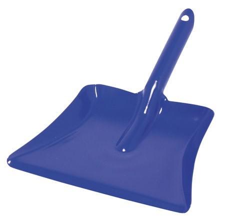 NIC Kehrschaufel (Metall), blau Spielzeug