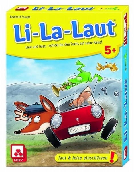 Nürnberger Spielkarten Verlag Li-La-Laut Spielzeug