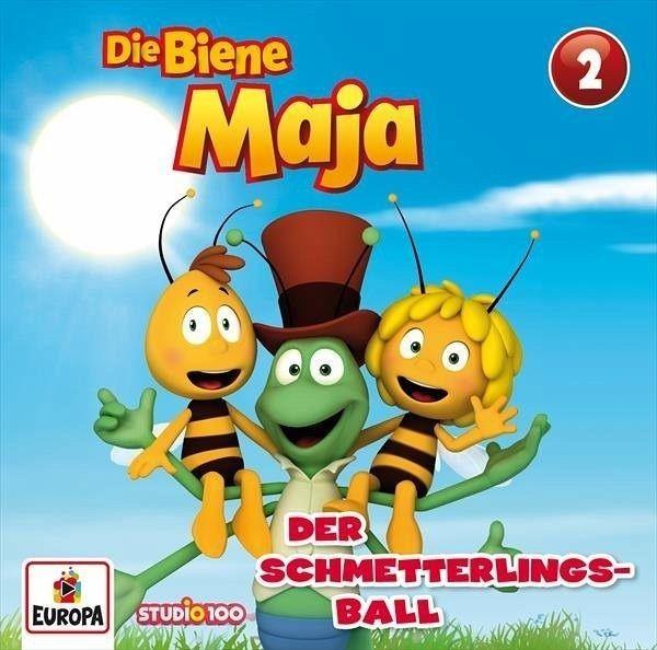 BUSCH CD Biene Maja CGI 2: Der Schmetterlingsball Spielzeug