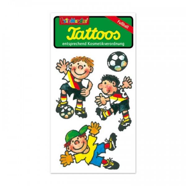 Lutz Mauder Verlag Tattoo Fußball 2 Spielzeug