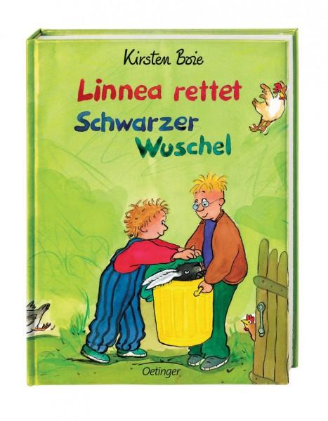 Oetinger Verlag Boie, Linnea rettet Schwarzer Wuschel Spielzeug