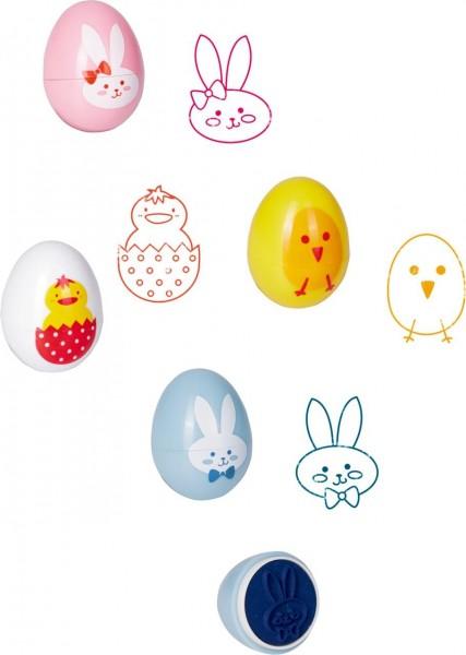 Die Spiegelburg Ei-Stempel Fröhliche Ostern, Spielzeug