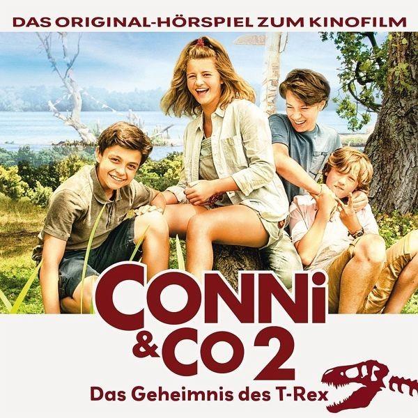 BUSCH CD Conni & Co Kinofilm 2, Geheimnis des T-Rex Spielzeug