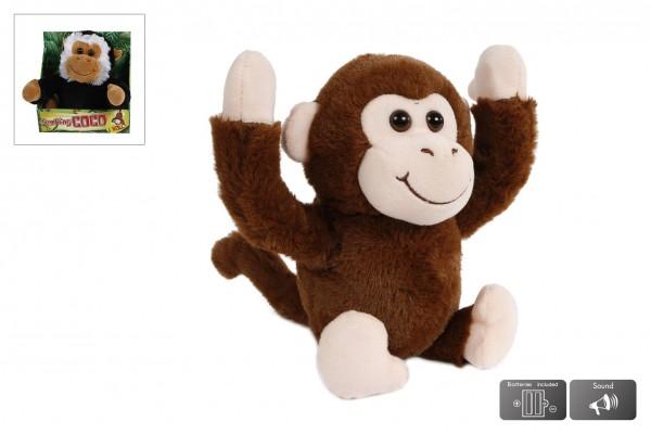 Toysquare Stolperaffe Pluesch Spielzeug
