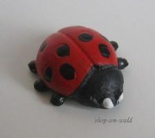 Bullyland Micro Marienkäfer Spielzeug