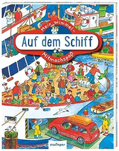 Thienemann-Esslinger Verlag Auf dem Schiff Spielzeug