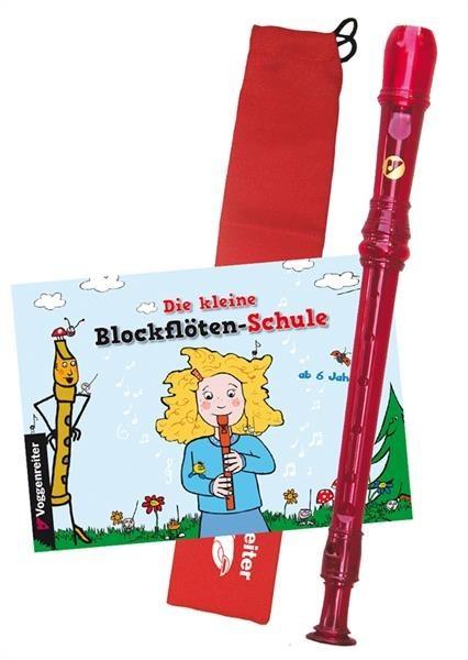 Voggenreiter Buntes Blockflöten-Set dt. GW Spielzeug
