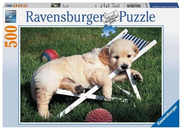 Ravensburger Golden Retriever 500 Te Spielzeug