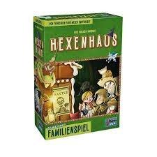 ASS Spielkartenfabrik LOG Hexenhaus Spielzeug