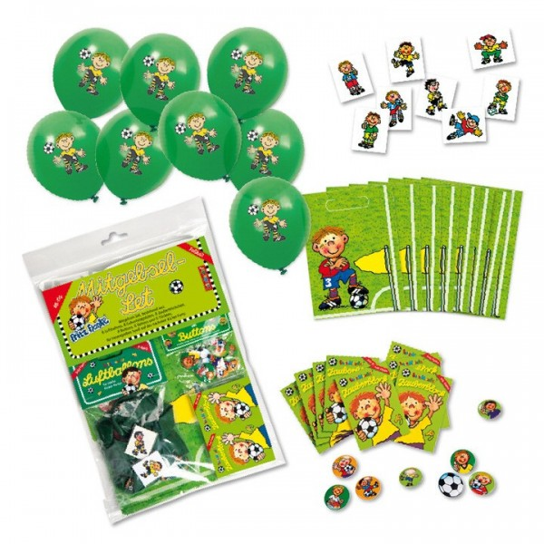 Lutz Mauder Verlag Mitgebsel-Set Fußballer Fritz Flanke Spielzeug