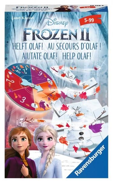 Ravensburger Spiele Disney Frozen 2 Merkspiel Spielzeug