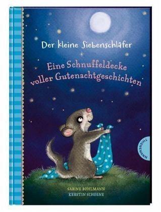 Thienemann-Esslinger Verlag Der kleine Siebenschläfer: Eine Schnuffeldecke voller Gutenachtgeschichten Spielzeug