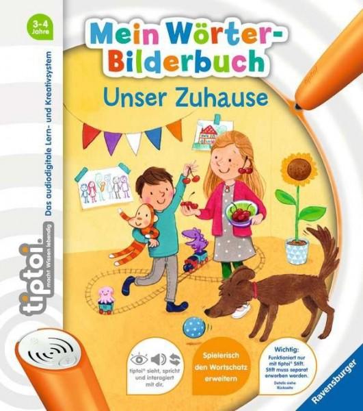 Ravensburger tiptoi® Mein Wörter-Bilderbuch: Unser Zuhause Spielzeug