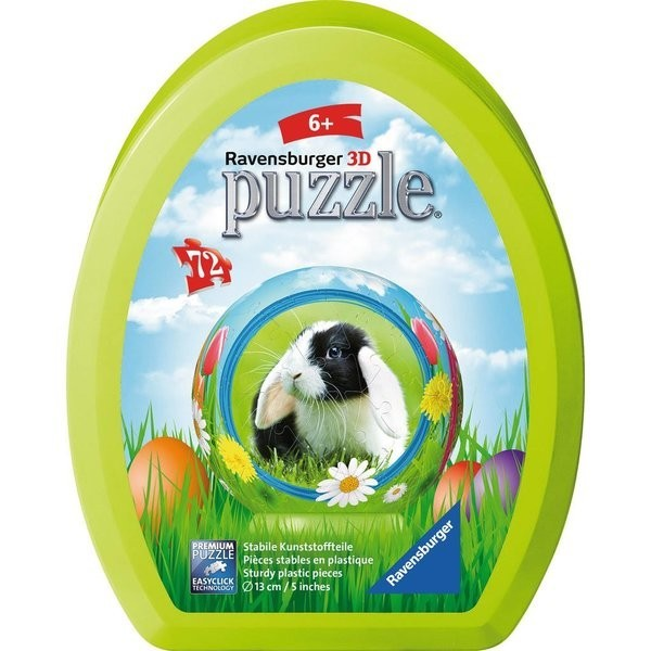 Ravensburger Oster Puzzle-Ball 72 Teile Spielzeug