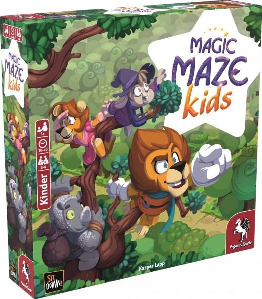Pegasus Spiele Magic Maze Kids Spielzeug