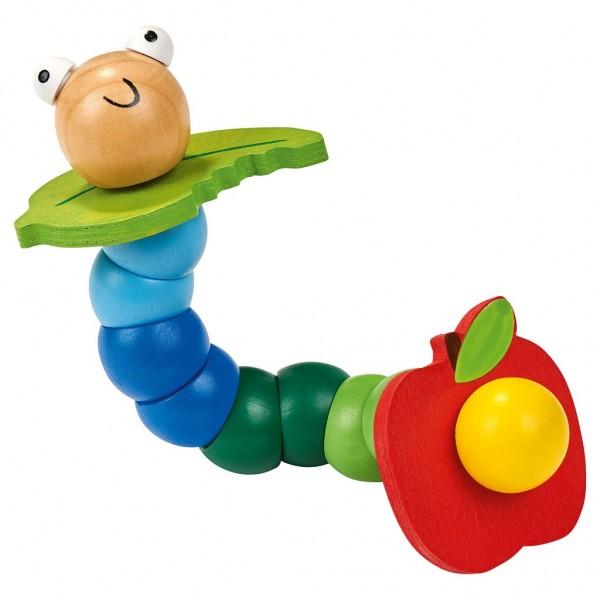 Moses Krabbelkäfer Holzraupen Spielzeug