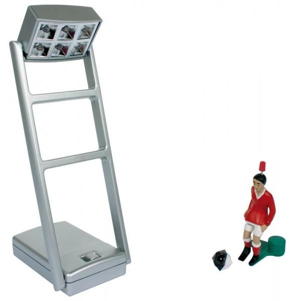 TIPP-KICK Tipp-Kick Flutlichtanlage mit 4 Masten Spielzeug