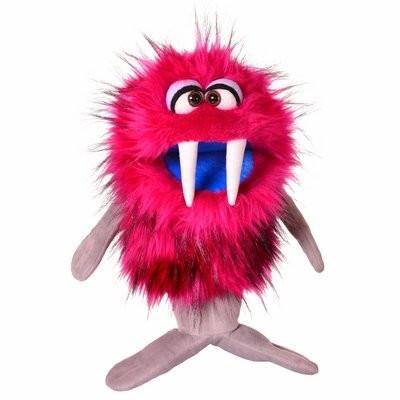 Living Puppets Handpuppe Pütscherich (Walross Monster) Spielzeug