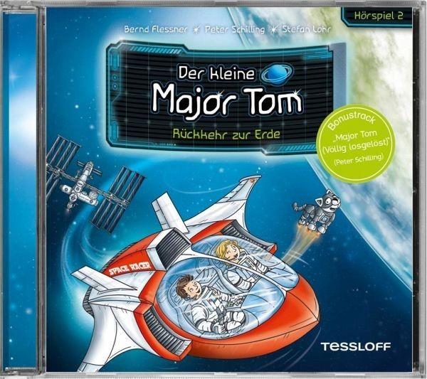 BUSCH CD Der Kleine Major Tom 2: Rückkehr zur Erde Spielzeug