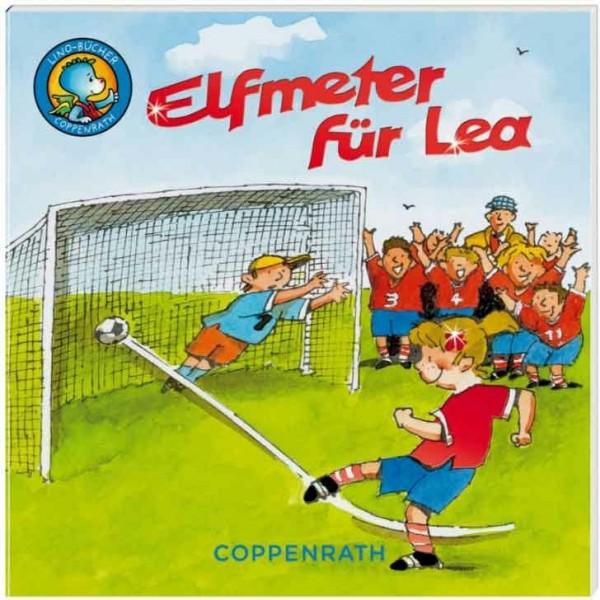 Die Spiegelburg Lino-Bücher Box, Nr. 63, Linos Fußballbücher Coppe Spielzeug