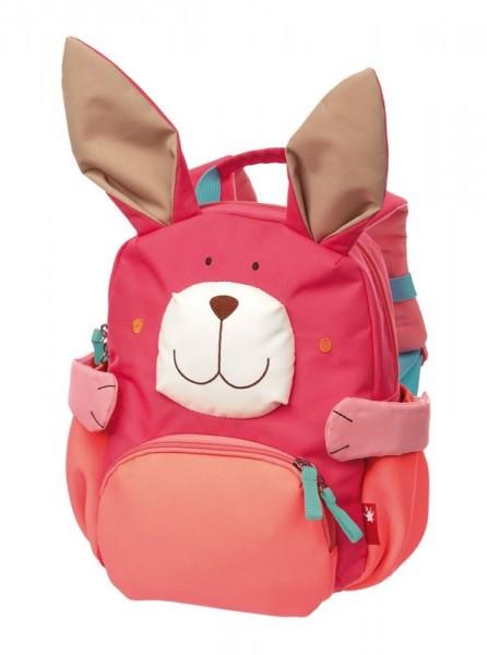 Sigikid Mini Rucksack Hase Spielzeug