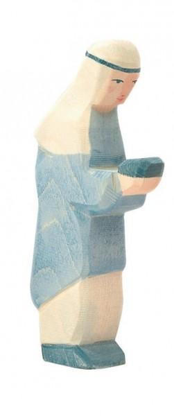 Ostheimer Figur König blau orientalisch Spielzeug
